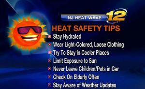 nj heat wave